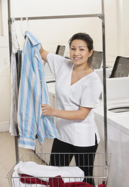 Laundry Issues