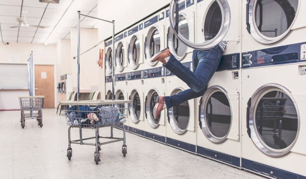 Laundry Drop-Off Services