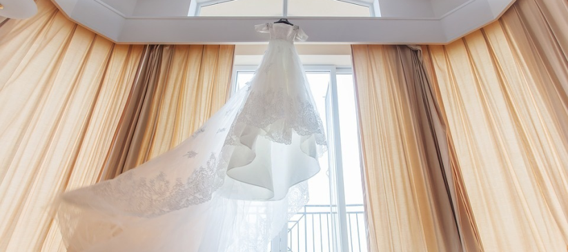 Image showing Wedding gown preservation service dc