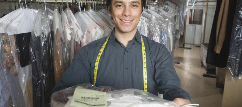 Image showing dry cleaning services in Washington