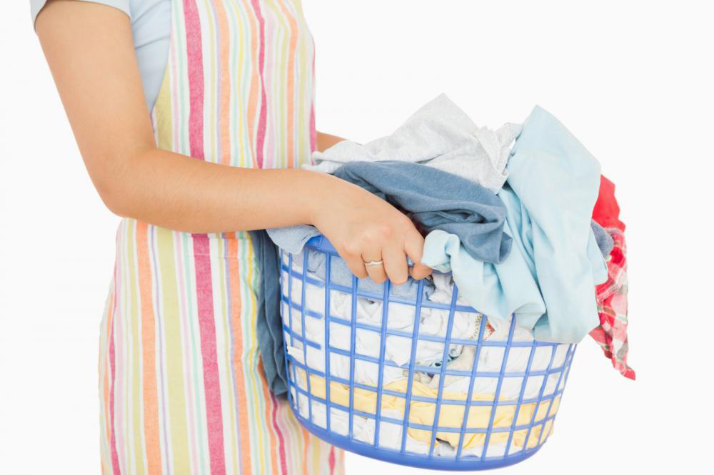 Image showing dry cleaning services dc