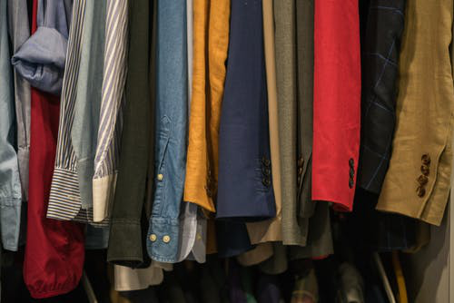 Image showing dry cleaning and pressing dc