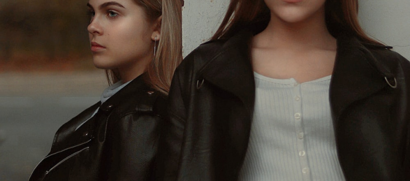 beautiful clean leather jackets