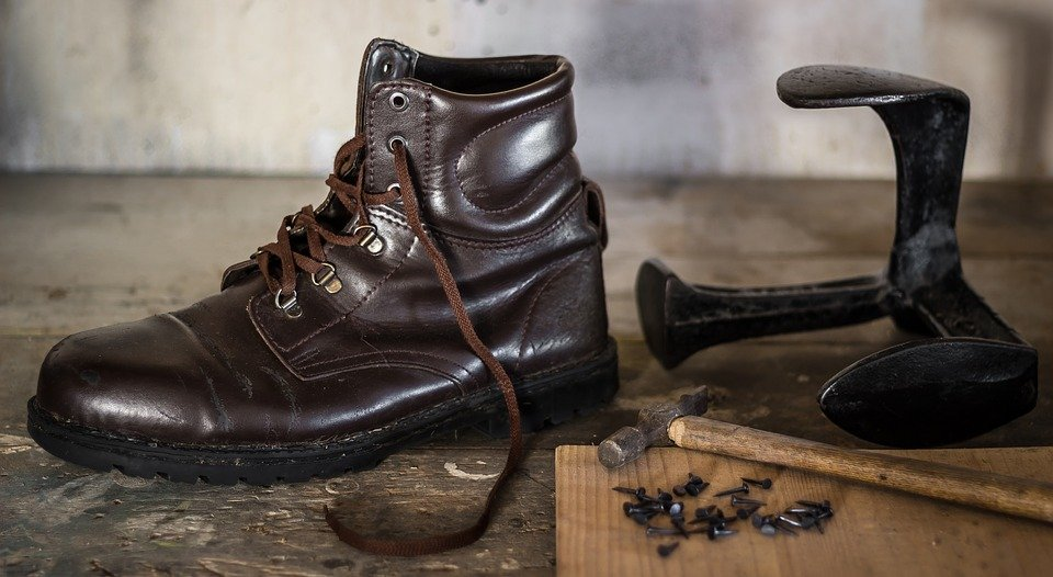 shoes repair and care experts